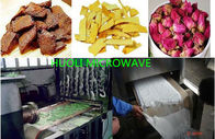36KW Flower Dryer Machine Flower Microwave Dehydrator Tunnel Type